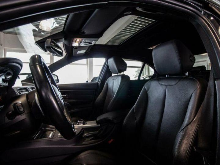 BMW Série 3 335D XDRIVE 313 M SPORT Noir métallisé - 11
