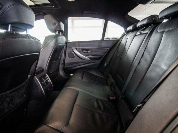 BMW Série 3 335D XDRIVE 313 M SPORT Noir métallisé - 12