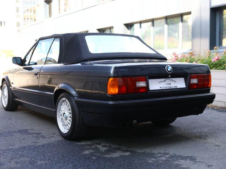 BMW Série 3 BMW 320I CABRIOLET E30 WORLDINE / 117000 KMS / BVM / VOLANT M Noir - 3