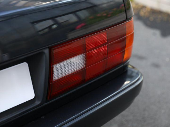 BMW Série 3 BMW 320I CABRIOLET E30 WORLDINE / 117000 KMS / BVM / VOLANT M Noir - 16