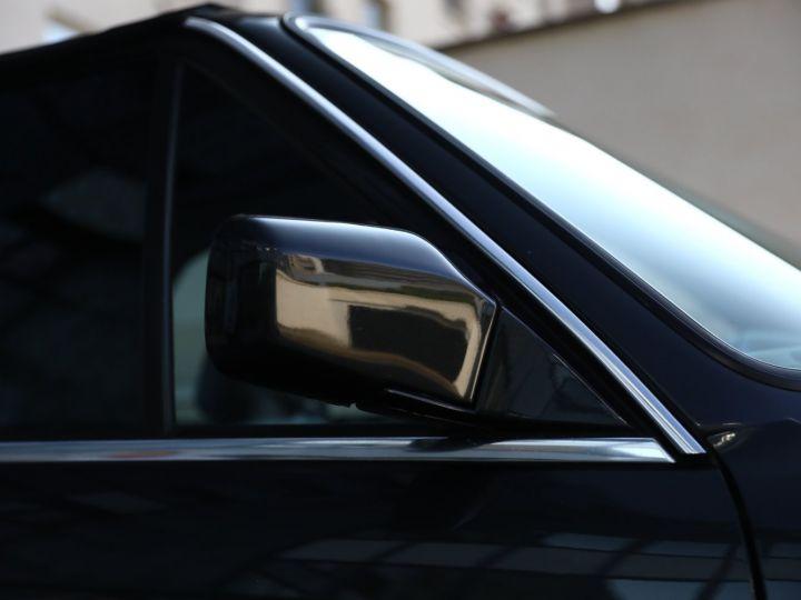 BMW Série 3 BMW 320I CABRIOLET E30 WORLDINE / 117000 KMS / BVM / VOLANT M Noir - 21