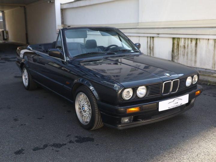 BMW Série 3 BMW 320I CABRIOLET E30 WORLDINE / 117000 KMS / BVM / VOLANT M Noir - 28