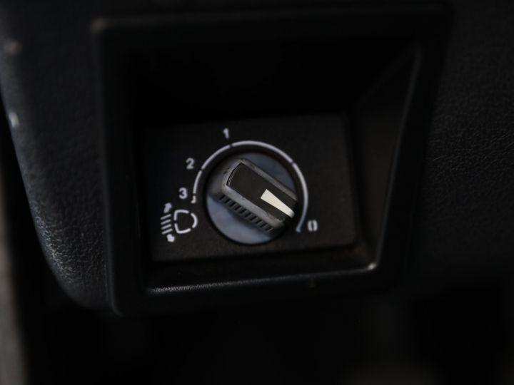 BMW Série 3 BMW 320I CABRIOLET E30 WORLDINE / 117000 KMS / BVM / VOLANT M Noir - 43