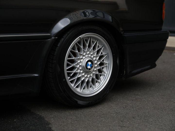 BMW Série 3 BMW 325I CABRIOLET E30 PACK M SUPERBE Noir - 5