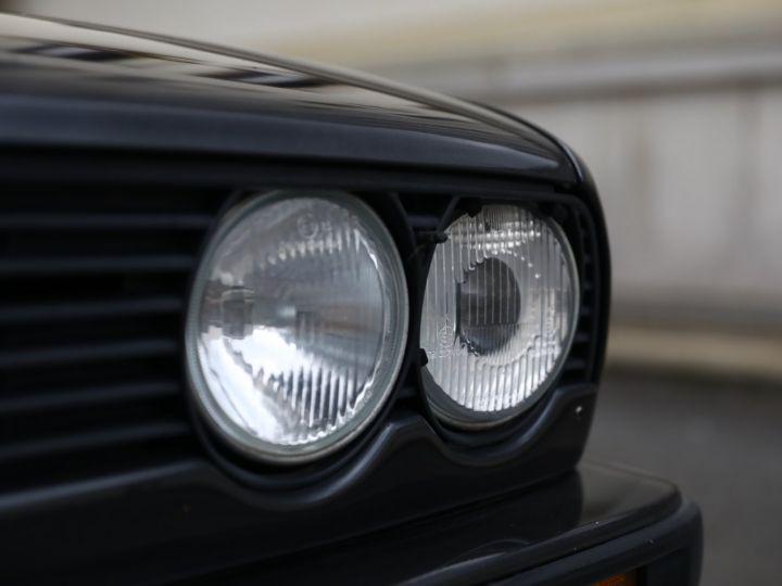 BMW Série 3 BMW 325I CABRIOLET E30 PACK M SUPERBE Noir - 11