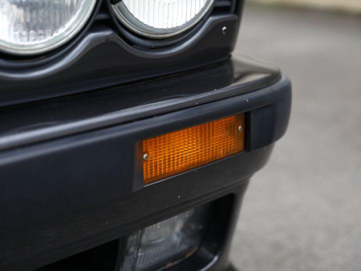 BMW Série 3 BMW 325I CABRIOLET E30 PACK M SUPERBE Noir - 13