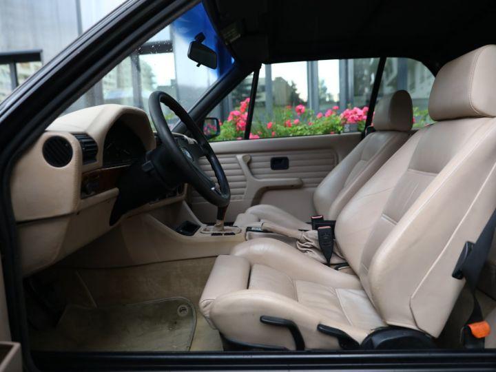 BMW Série 3 BMW 325I CABRIOLET E30 PACK M SUPERBE Noir - 24