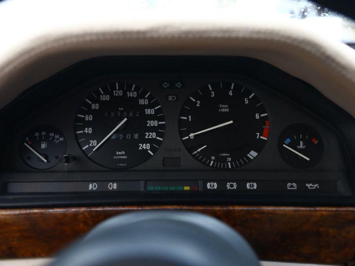 BMW Série 3 BMW 325I CABRIOLET E30 PACK M SUPERBE Noir - 26