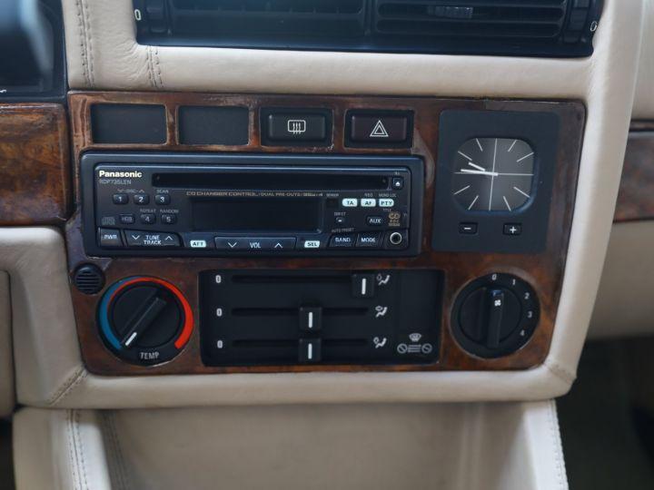 BMW Série 3 BMW 325I CABRIOLET E30 PACK M SUPERBE Noir - 27