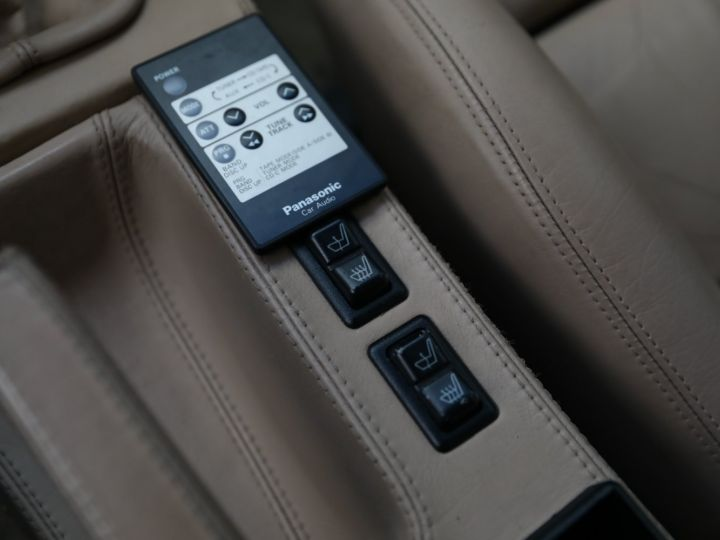 BMW Série 3 BMW 325I CABRIOLET E30 PACK M SUPERBE Noir - 30