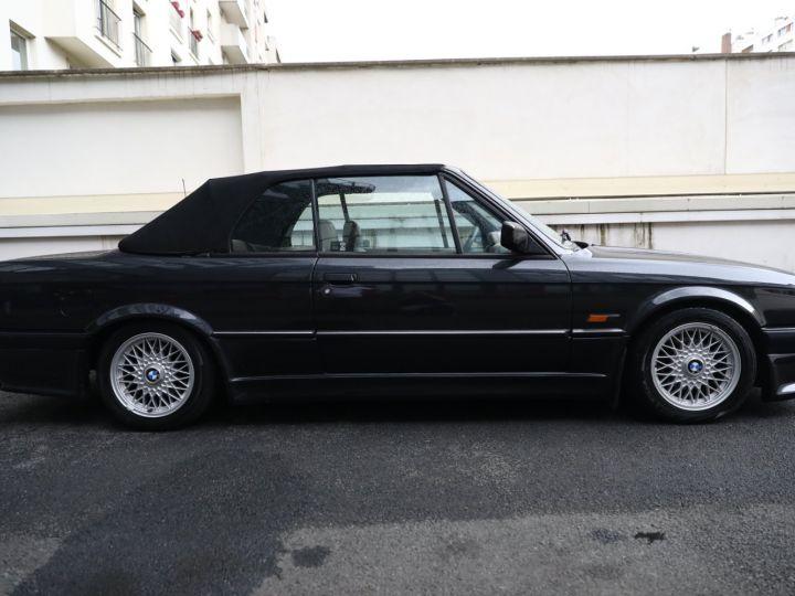 BMW Série 3 BMW 325I CABRIOLET E30 PACK M SUPERBE Noir - 8