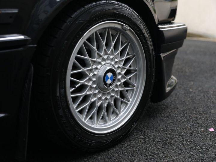 BMW Série 3 BMW 325I CABRIOLET E30 PACK M SUPERBE Noir - 19