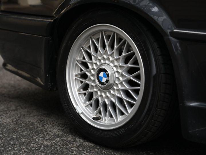 BMW Série 3 BMW 325I CABRIOLET E30 PACK M SUPERBE Noir - 20