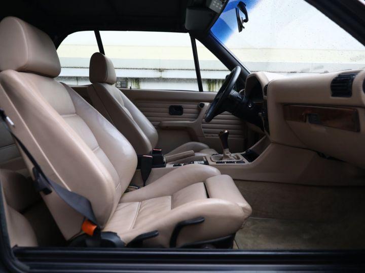 BMW Série 3 BMW 325I CABRIOLET E30 PACK M SUPERBE Noir - 34