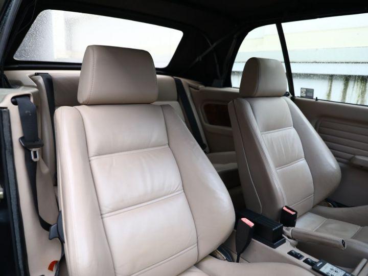 BMW Série 3 BMW 325I CABRIOLET E30 PACK M SUPERBE Noir - 37