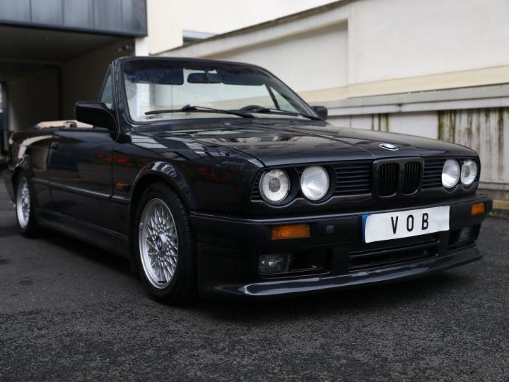 BMW Série 3 BMW 325I CABRIOLET E30 PACK M SUPERBE Noir - 7