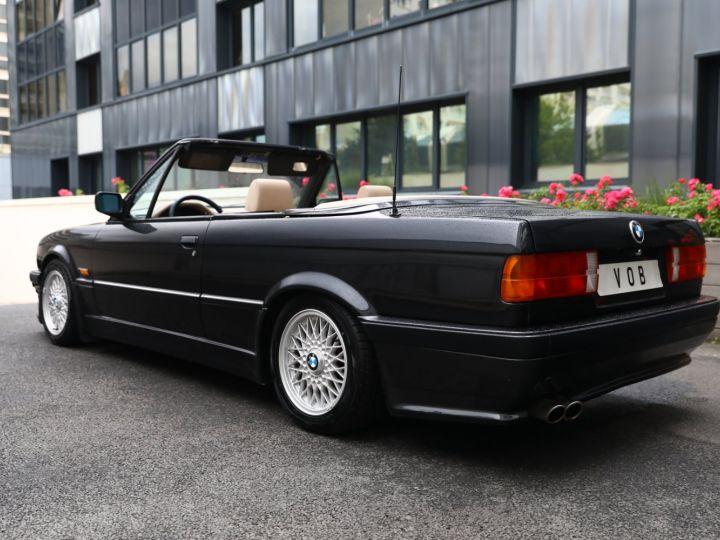 BMW Série 3 BMW 325I CABRIOLET E30 PACK M SUPERBE Noir - 3