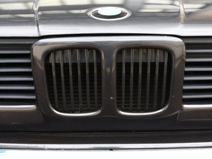 BMW Série 3 BMW 325I CABRIOLET E30 PACK M SUPERBE Noir - 41