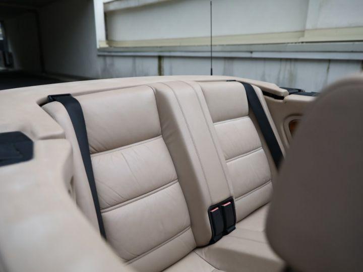 BMW Série 3 BMW 325I CABRIOLET E30 PACK M SUPERBE Noir - 42