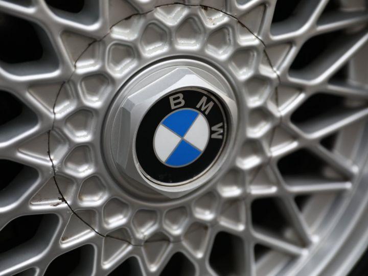 BMW Série 3 BMW 325I CABRIOLET E30 PACK M SUPERBE Noir - 44
