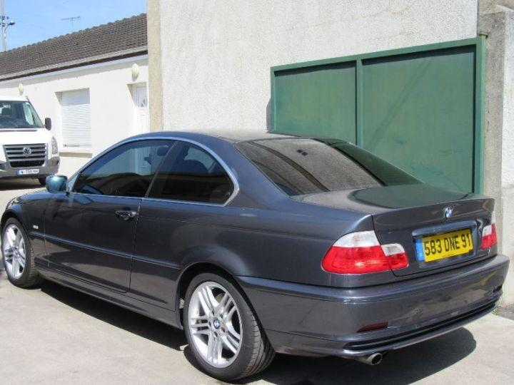 BMW Série 3 E46 330CI 231CH STEPTRONIC GRIS FONCE Occasion - 3