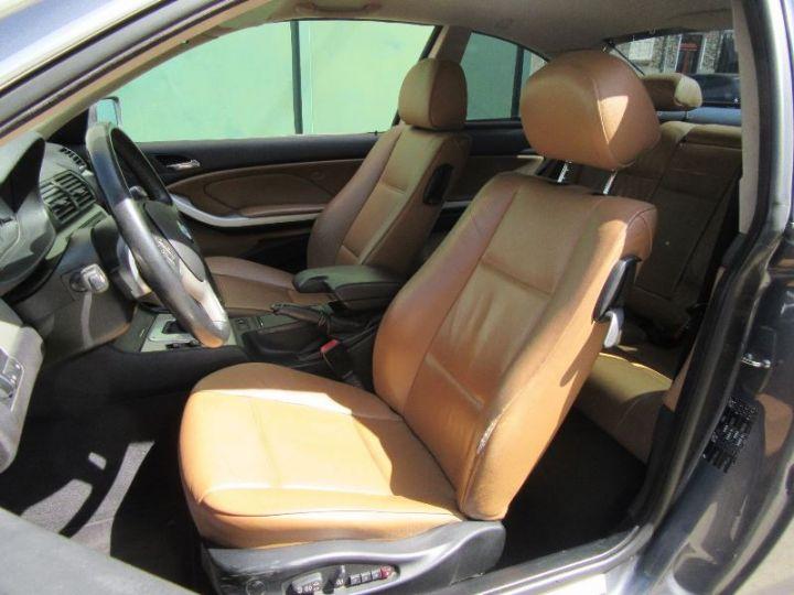 BMW Série 3 E46 330CI 231CH STEPTRONIC GRIS FONCE Occasion - 4