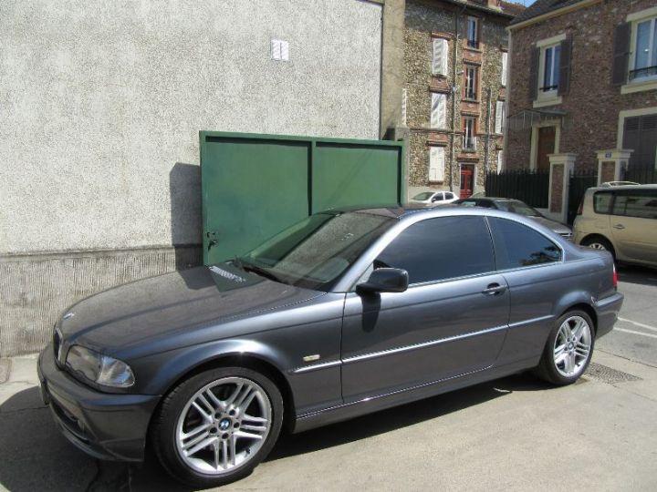 BMW Série 3 E46 330CI 231CH STEPTRONIC GRIS FONCE Occasion - 5