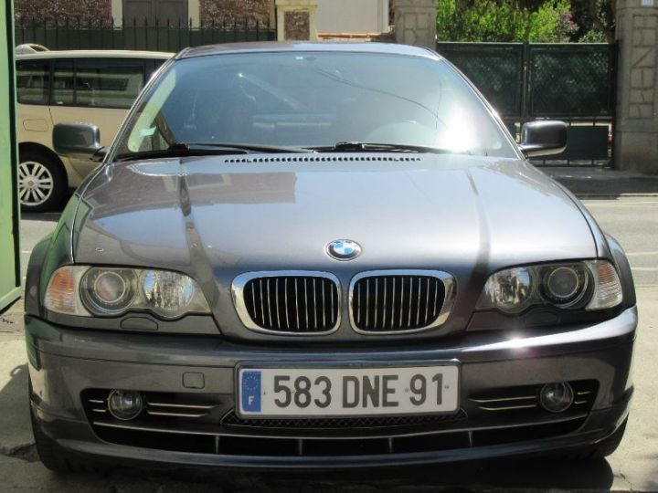 BMW Série 3 E46 330CI 231CH STEPTRONIC GRIS FONCE Occasion - 6