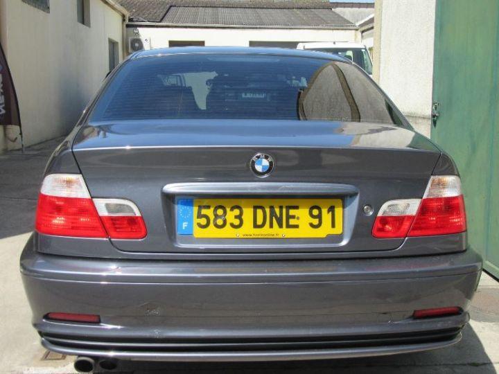 BMW Série 3 E46 330CI 231CH STEPTRONIC GRIS FONCE Occasion - 7