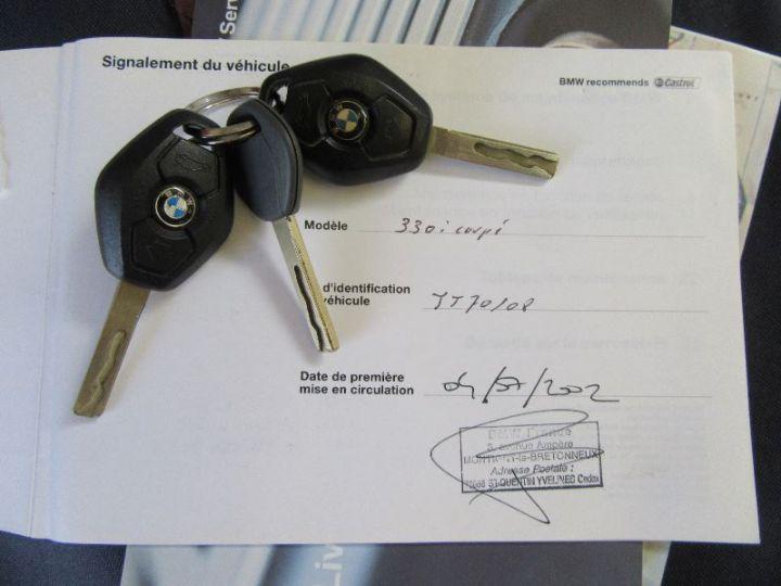 BMW Série 3 E46 330CI 231CH STEPTRONIC GRIS FONCE Occasion - 15
