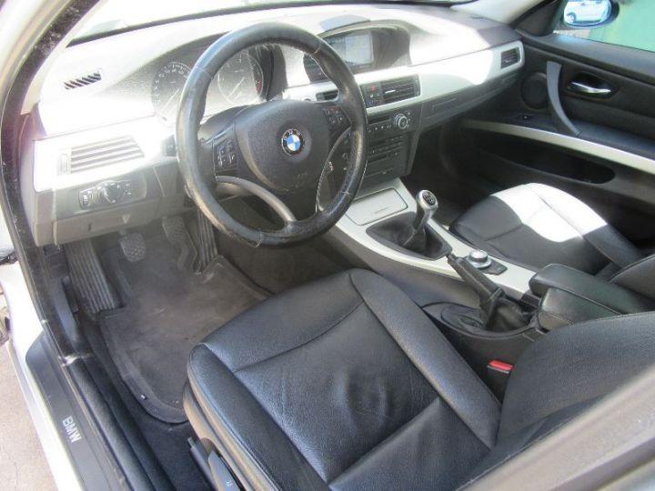 BMW Série 3 E90 318D 143CH LUXE GRIS CLAIR Occasion - 2