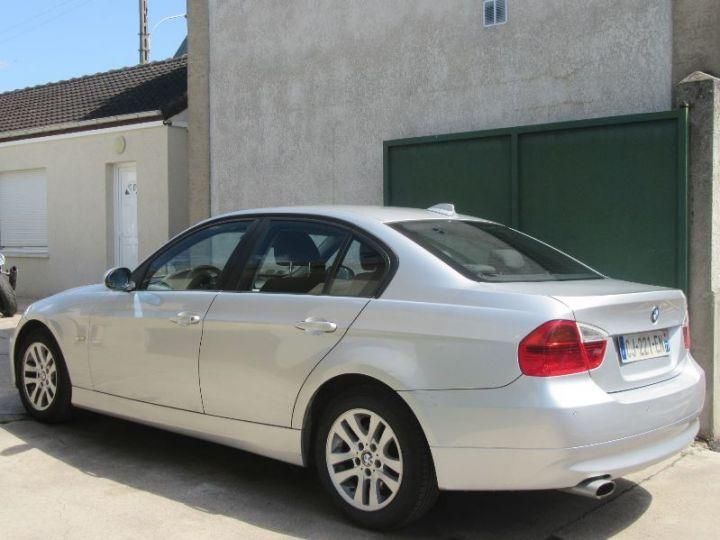 BMW Série 3 E90 318D 143CH LUXE GRIS CLAIR Occasion - 3