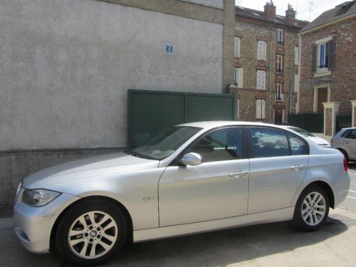 BMW Série 3 E90 318D 143CH LUXE GRIS CLAIR Occasion - 5