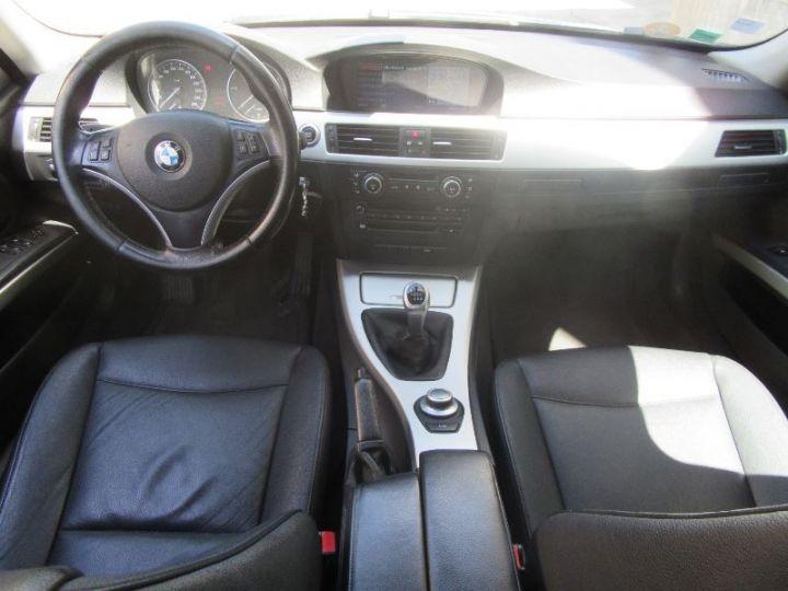 BMW Série 3 E90 318D 143CH LUXE GRIS CLAIR Occasion - 6
