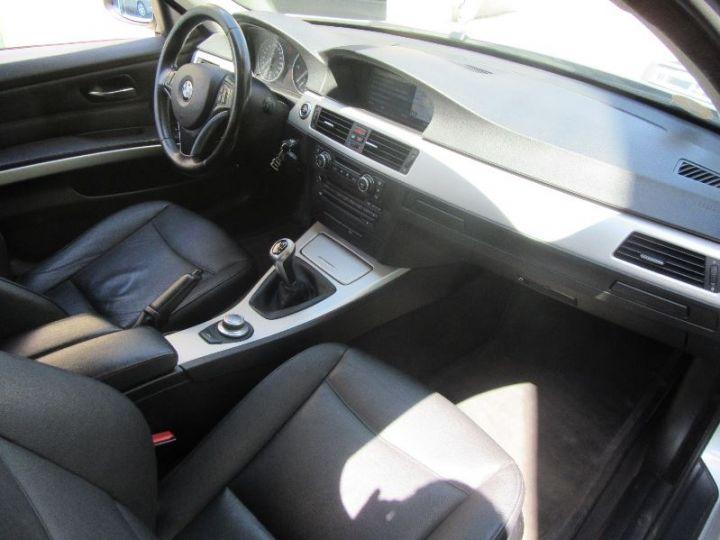 BMW Série 3 E90 318D 143CH LUXE GRIS CLAIR Occasion - 9