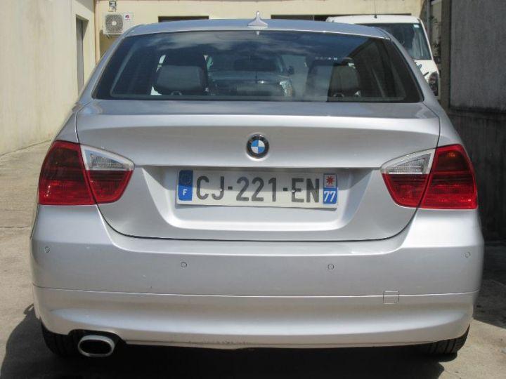 BMW Série 3 E90 318D 143CH LUXE GRIS CLAIR Occasion - 10