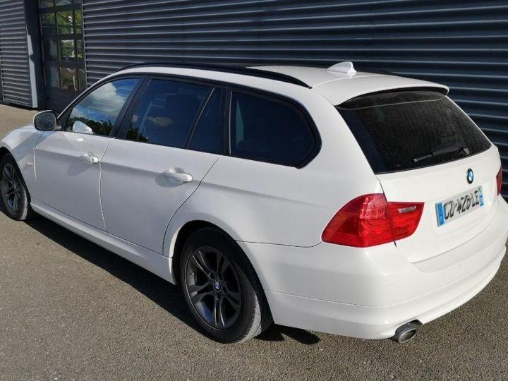 BMW Série 3 E91 TOURING 320DA SPORT DESIGN XDRIVEq Blanc Occasion - 2