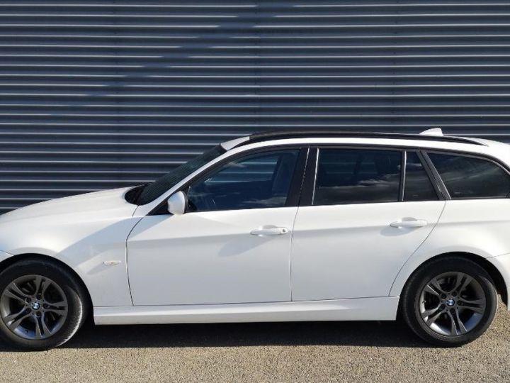BMW Série 3 E91 TOURING 320DA SPORT DESIGN XDRIVEq Blanc Occasion - 5