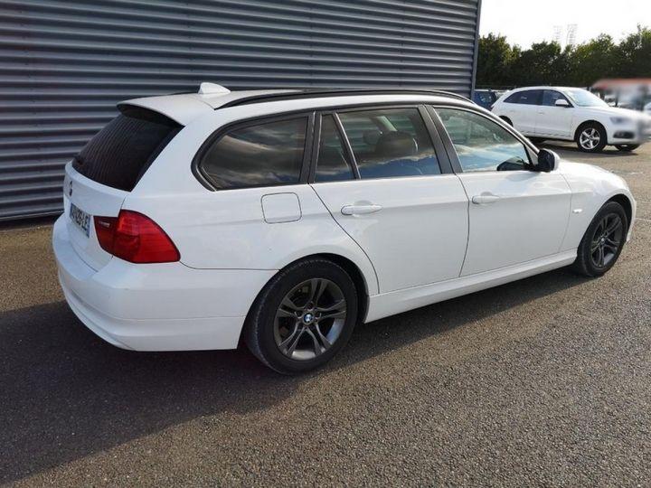 BMW Série 3 E91 TOURING 320DA SPORT DESIGN XDRIVEq Blanc Occasion - 6