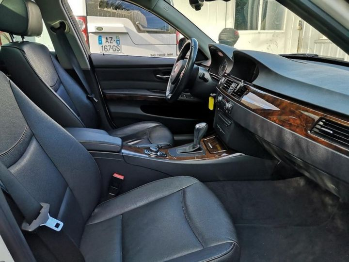 BMW Série 3 E91 TOURING 320DA SPORT DESIGN XDRIVEq Blanc Occasion - 8
