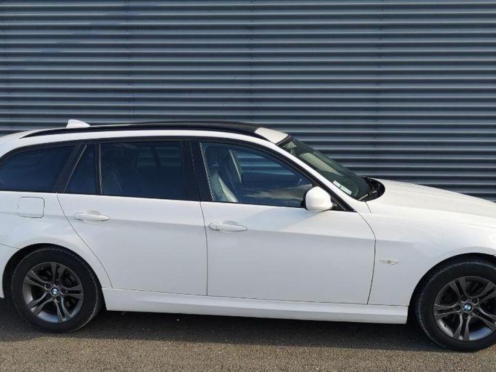 BMW Série 3 E91 TOURING 320DA SPORT DESIGN XDRIVEq Blanc Occasion - 12