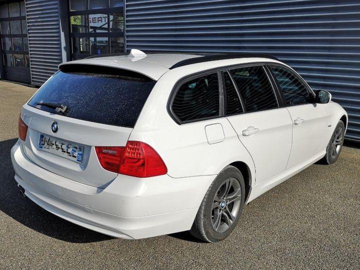 BMW Série 3 E91 TOURING 320DA SPORT DESIGN XDRIVEq Blanc Occasion - 13