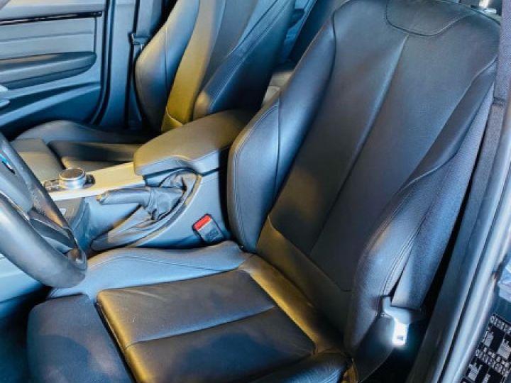 BMW Série 3 (F30) 320 DA 190CH M SPORT PACK M SPORT SHADOW EURO6D-T Gris F - 13