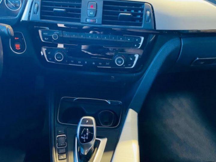 BMW Série 3 (F30) 320 DA 190CH M SPORT PACK M SPORT SHADOW EURO6D-T Gris F - 14