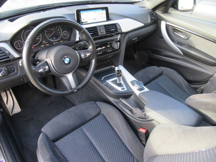 BMW Série 3 (F30) 330EA 252CH M SPORT Gris Clair - 2