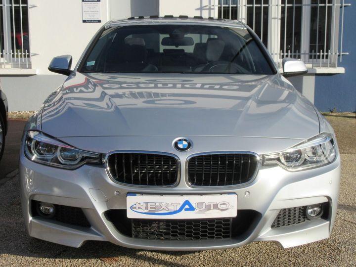 BMW Série 3 (F30) 330EA 252CH M SPORT Gris Clair - 6