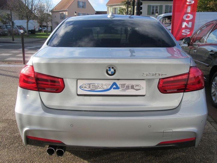 BMW Série 3 (F30) 330EA 252CH M SPORT Gris Clair - 7