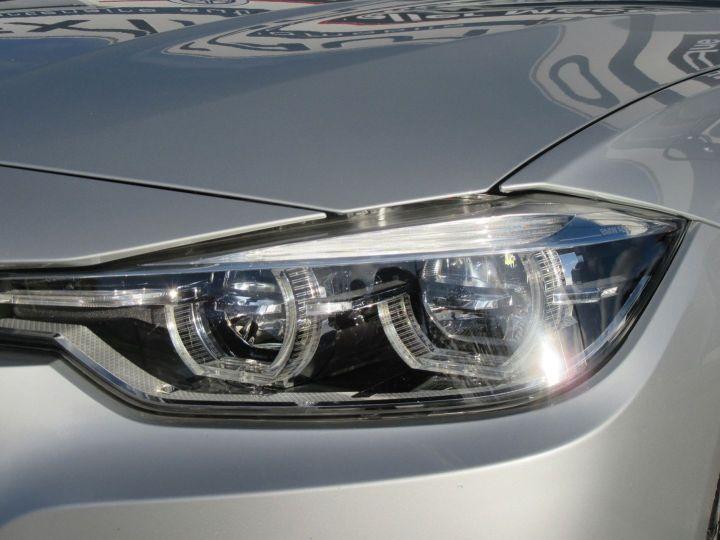 BMW Série 3 (F30) 330EA 252CH M SPORT Gris Clair - 12