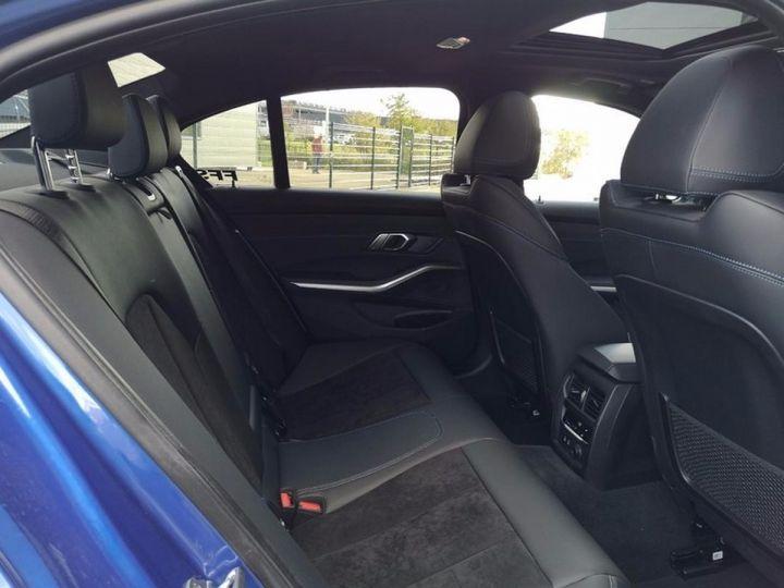 BMW Série 3 G20 330iA 258 M SPORT 07/2019 qi Bleu Métallisé Occasion - 16