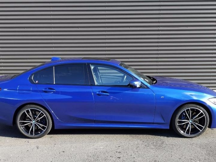 BMW Série 3 G20 330iA 258 M SPORT 9 500km Bleu Métallisé Occasion - 8